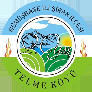 Telme Köyü Resmi Web Sayfası'nın 2.Yılı Hayırlı Olsun